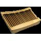 AGO MIDI Pedalboard Golden Pecan