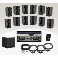 Premium 12.1 Stereo Audio Bundle