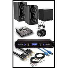 Premium 2.1 Stereo Audio Bundle