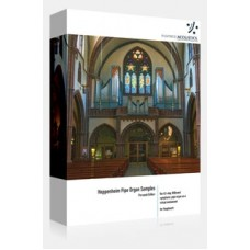 IA - Heppenheim Pipe Organ Samples - Download Only