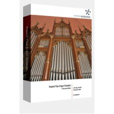 IA - Kispest Pipe Organ Samples (KO) Professional - Download Only