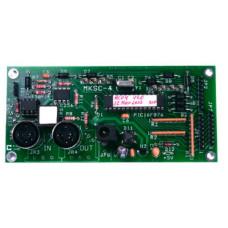 MIDI Key Scan Computer (MKSC4A) - Inputs Matrixed