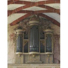 MDA - St. Marienkirche Gottfried Silbermann Organ