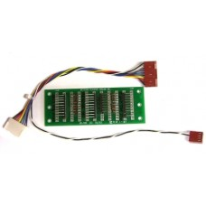 Toe stud wiring harness and junction pcb for MKSC4a