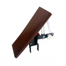 Swell Shoe no Pedalboard mounting bracket - Wood